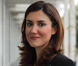 University of Groningen Professor of Law Sofia Ranchordas