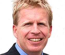 Jheronimus Academy of Data Science (JADS) Academic Director Arjan van den Born