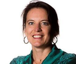 City of Breda Communication Advisor Karin Neijenhuis