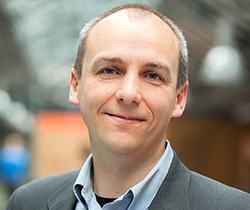 Data.be & Open Knowledge Belgium Managing Partner & Chairman  Toon Vanagt