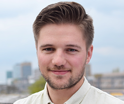 The Green Land Open data Consultant Jochem van den Berg